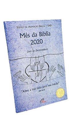 Mês da Bíblia 2020 - Livro do Deuteronômio