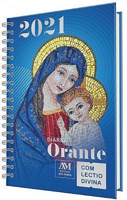 Diário Orante 2021 (COM LECTIO DIVINA)