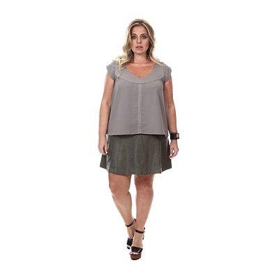 Blusa Plus Size Laura | Loulic