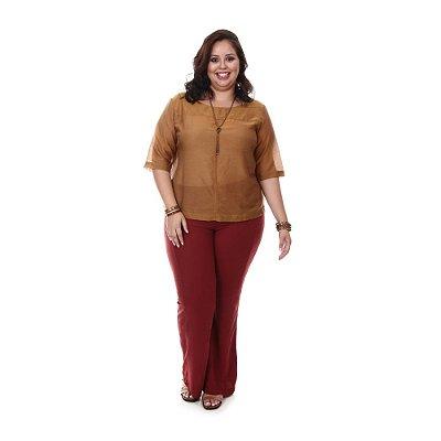 Blusa Plus Size Lara | Loulic