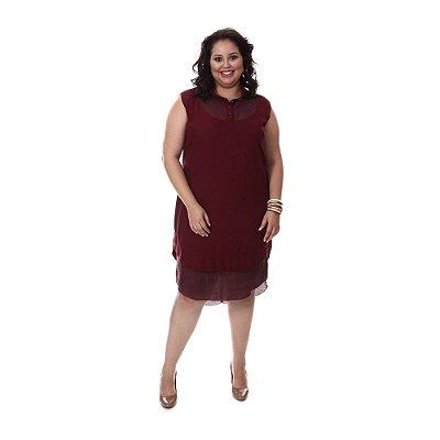 Vestido Plus Size Janaina | Loulic