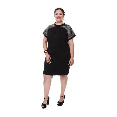 Vestido Plus Size Curto Sheila | Loulic