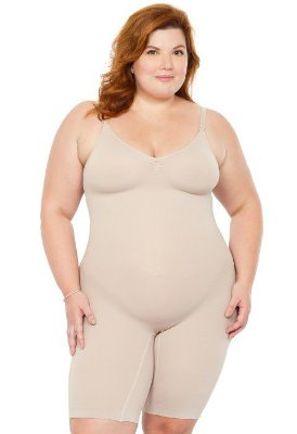 Body Bermuda Plus Size |Plié (50415)