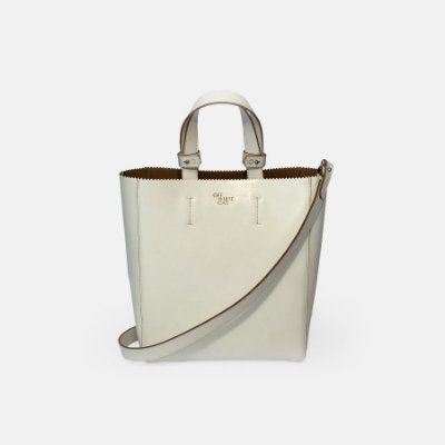 Bolsa 'Mini Tess' Off White