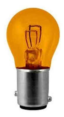 Lampada 2 Polos Ambar  21/5w 12v AVX