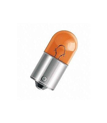 Lampada 1 Polo Ambar 67 Pino transversal 10w 12v Hella