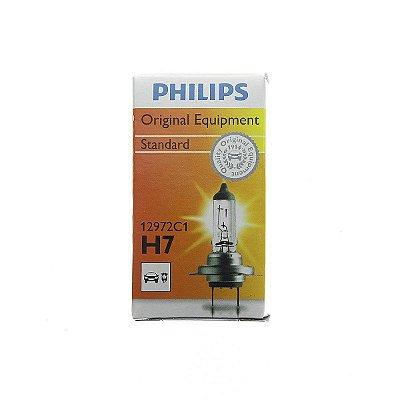 Lampada H7 Philips 55w 12v