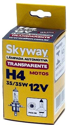 Lampada H4 Moto Skyway 35/35w 12v