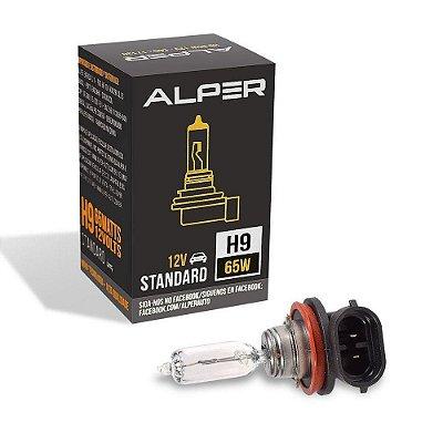 Lampada H9 Alper 65w 12v cada