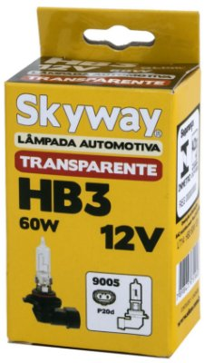 Lampada HB3 Skyway 55w 12v cada