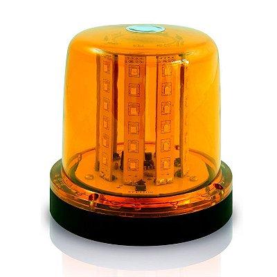 Giroled Ambar (Laranja) 12 Volts Parafusado Autopoli
