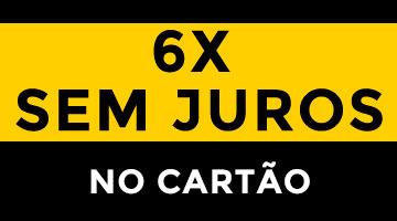 6x sem juros