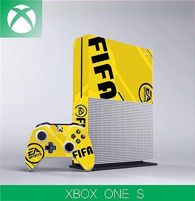 Capa skin xbox one S - fifa EA