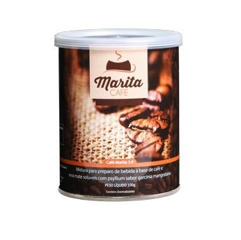 Cafe Marita 100g Original Para Emagrecimento Versão 3.0