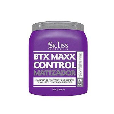 SR. LISS - BOTOX MAXX MATIZADOR 1000G
