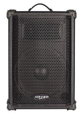 Caixa Acústica Ativa Donner 240W Vega 12