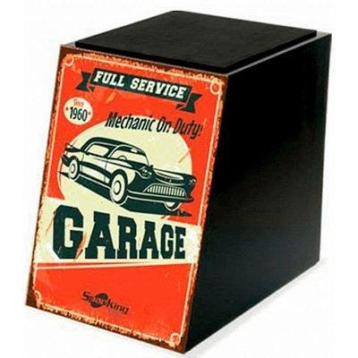 Cajon Spanking Elétrico Garage
