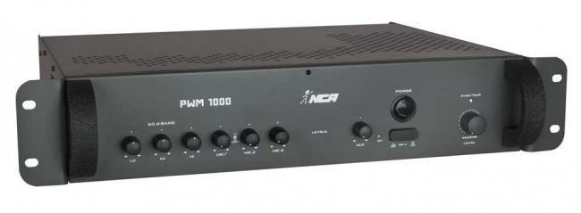 Potência com pré-embutido mono - PWM1000
