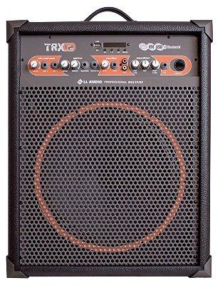 Caixa de som Amplificada Multiuso TRX 12 – 80 W RMS