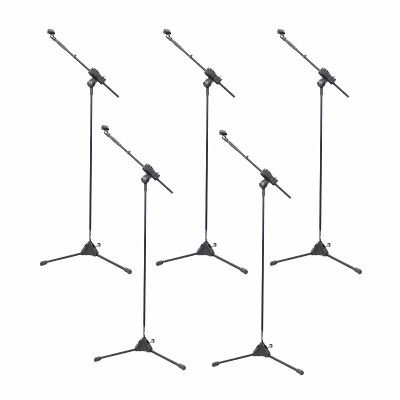 Kit 5 Pedestal Suporte Girafa Para Microfone