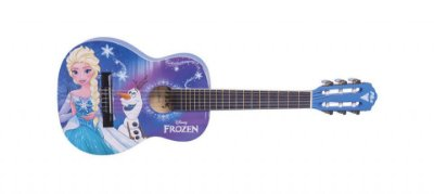 Violão Infantil Frozen linha Disney PHX VIF1 acompanha capa