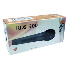 Microfone Profissional Kds 300