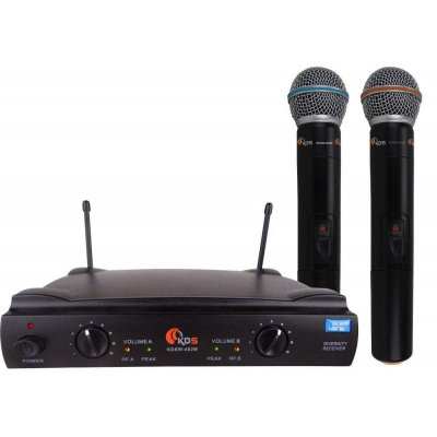 Microfone Kadosh Kdsw 402 M Uhf