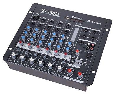 Mesa de som Linha Starmix BT S602RBT