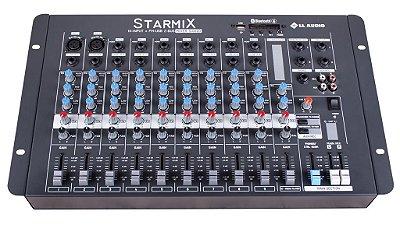 Mesa de som Linha Starmix BT S1002DBT