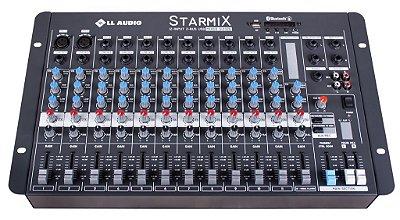 Mesa de som Linha Starmix BT S1202DBT