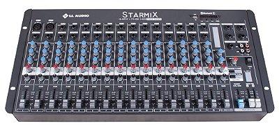 Mesa de som Linha Starmix BT S1602DBT