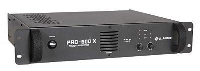 Amplificador de Potência Pro600x