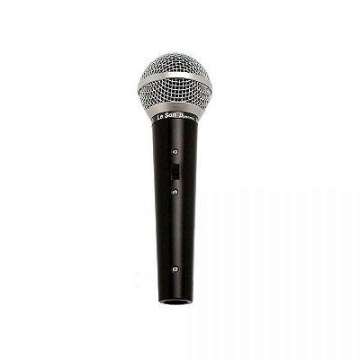 Microfone dinâmico LESON LS58
