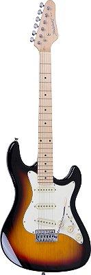 Guitarra Strato Strinberg STS-100 Sunburst