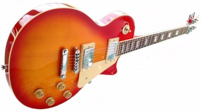Guitarra Strinberg Les Paul LPS230 Cherry