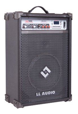 Caixa Amplificada Multi Uso - LL 140 BLUETOOTH/USB/SD CARD/RÁDIO