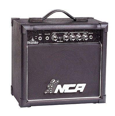 Cubo Amplificador para Guitarra NCA Thunder - 15W RMS