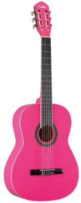 Violão Tagima Memphis nylon Ac39 Pink