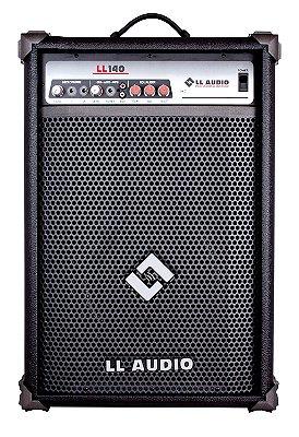 Caixa Multi-Uso Amplificada LL140 - 35w RMS
