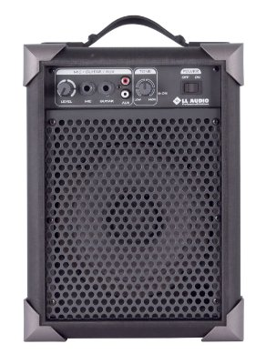 Caixa Amplificada Multiuso Microfone/guitarra LX40