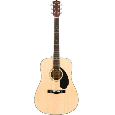 Violão Fender Acústico Dreadnought CD60S Solid Top