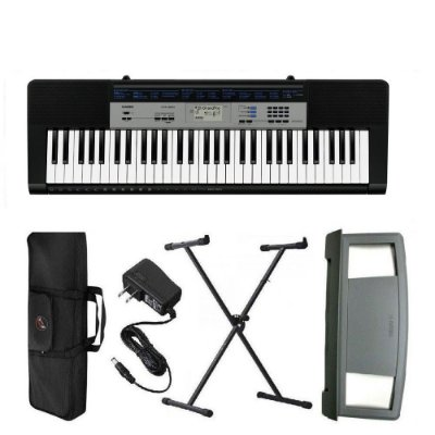 Kit Teclado Casio CTK1550