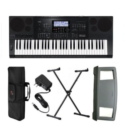 Kit Teclado CASIO CTK-7200