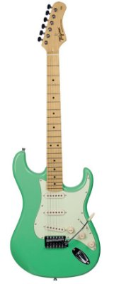Guitarra Tagima TG530 Strato Surf Green
