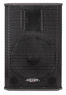 """Caixa Acústica Ativa Donner Linha Saga SAGA 12"""""""