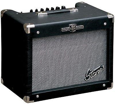 "Amplificador para Baixo Staner Bx100 - 100W rms Falante 10"""