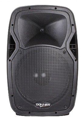 Caixa Acústica Ativa Donner Edge1200 12 Polegadas