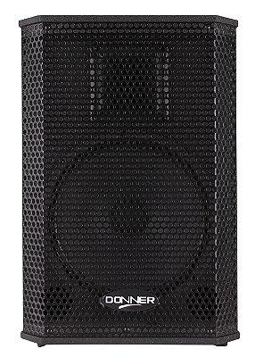 """Caixa Acústica Passiva Donner Linha Saga SAGA 10"""""""