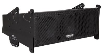 Caixa Donner Line Array Ativa 206 AIR6 300 WATTS