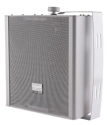 Caixa de Som Ambiente Par Donner KW60 Branca 120W RMS